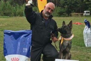 Волинян вчили тренувати службових собак (Фото)