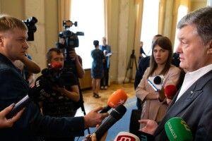 Петро Порошенко: лише за можливість зустрічі Зеленського та Путіна Україна може заплатити капітуляцією