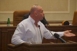 Голова облради до депутата: «Я вас зневажаю!»