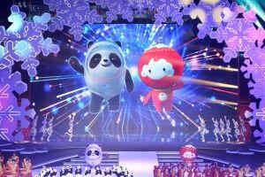 Представлено талісмани зимових Олімпіади-2022 та Паралімпіади-2022