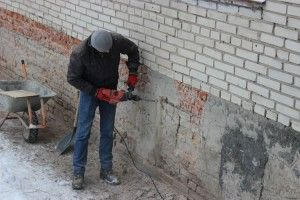 У Нововолинську утеплюють школу