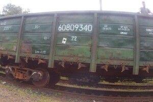 У Володимирі-Волинському знайшли цигарки у товарних вагонах