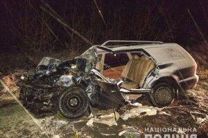 Автівки просто «розвалилися»: на Рівненщині у страшній ДТП загинула людина, ще четверо – в лікарні (Фото)