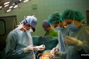 У Ковельській лікарні проведено першу трансплантацію нирки