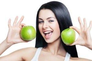 Косметика з яблук надасть шкірі краси