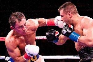 Дерев'янченко провів видовищний бій, проте судді віддали перемогу Головкіну