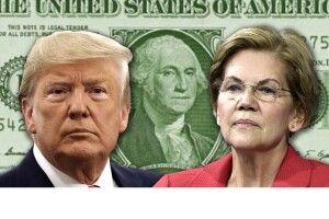 У70усе тільки починається: американка Елізабет Воррен готова боротися закрісло президента США