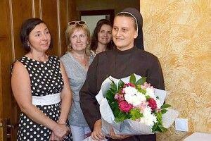 Монахиня родом ізВолині всиновила 9дітей