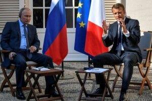 Президент Франції Еммануель Макрон заявив, щосаміт нормандської четвірки може відбутися внайближчі тижні