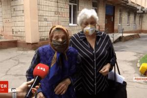 У Рівному COVID-19 атакував 92-річну жінку: коронавірусна зараза одержала відкоша!