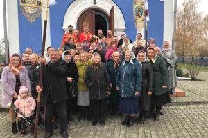 У Новоставі відзначили 30-річчя відновлення дзвіниці