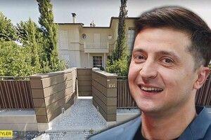 Італійський маєток Зеленського розташований на«курорті російських олігархів»