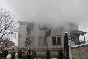 У Харкові оголошено траур через пожежу в будинку для літніх людей, яка забрала 15 життів