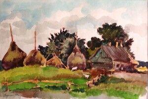 У Любомлі відкрили виставку художників з Черкас