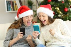 Новорічні свята у Луцьку з 4G