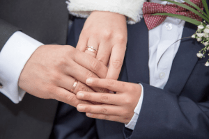 Волинь належить до трійки областей, де торік зареєстрували найбільше повторних шлюбів