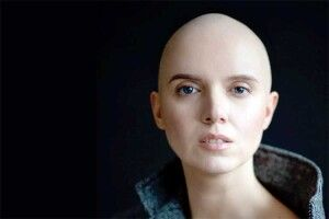 «У мене рак, але яхочу надихнути вас боротися»