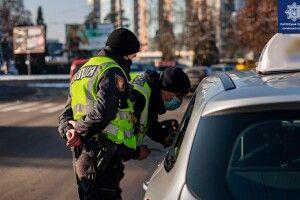 Чому у Луцьку перевіряли таксистів (Фото)