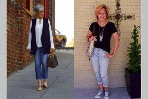 Які джинси носити узрілому віці