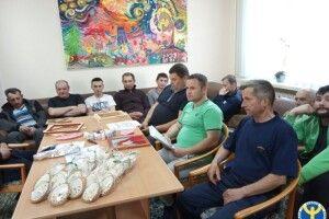 У Луцьку ветеранів вчили шукати роботу