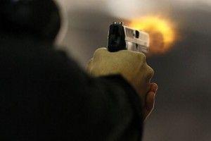 Під час «дебатів» волинянин вихватив пневматичний пістолет і пальнув по іншому