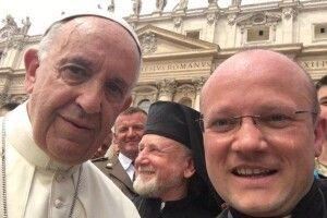 Український священник став наймолодшим у світі католицьким єпископом