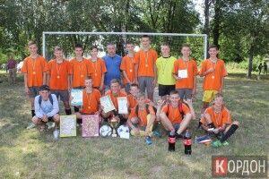 У Римачах відбувся футбольний турнір пам'яті героя АТО Сергія Киричука