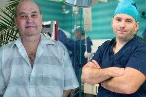 Пацієнта, якому під керівництвом волинського лікаря пересадили серце, виписали додому