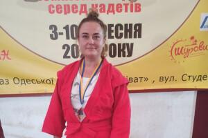 Чемпіонка України ізсамбо ідзюдо… директорка дитсадка на Волині!