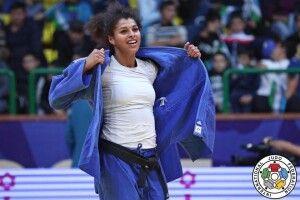 Волинянка здобула іменну ліцензію на Олімпійські ігри у Токіо на Чемпіонаті світу з дзюдо (Фото)
