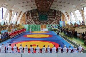 У Луцьку триває чемпіонат України з боротьби самбо