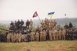 Українські військові беруть участь у багатонаціональних навчаннях в Німеччині