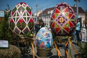 У Чернівцях проведуть фестиваль-конкурс писанок