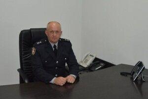 В Шацьку призначили нового керівника поліції