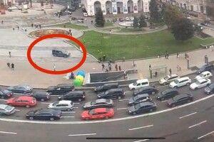 У смертельній ДТП на Майдані постраждала сім'я з немовлям