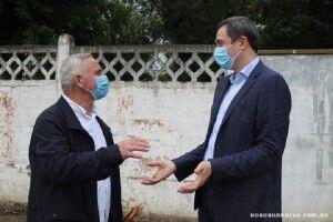 Мер Нововолинська із українським урядовцем поговорили російською (Відео)