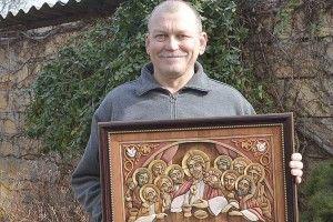 Український Ван Гог повернувся звійни