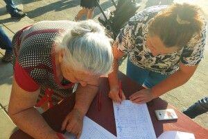 Мешканці Вишкова вимагають проведення до мікрорайону центральної каналізації