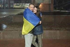 Одружилися колишні полонені угруповання «ЛНР»