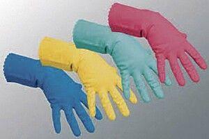 Щоб гумові рукавички служили довше. Корисні поради