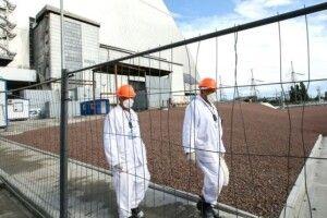 Чорнобильський саркофаг може провалитися