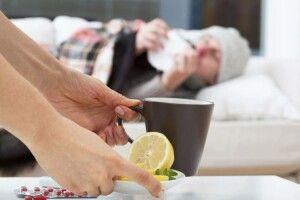 Пив мікстури від застуди— зліг зінфарктом