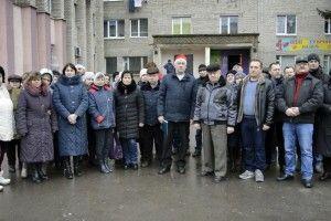 Мешканці луцького гуртожитку просять допомоги у Президента (ВІДЕО)
