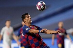 Луїс Суарес перейшов з «Барселони» в «Атлетіко»