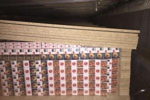 На Волині вилучено контрабандні цигарки вартістю понад 5 млн грн. (фото)