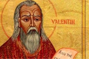 Мощі святого Валентина зберігалися в Берестечку?