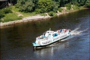 У Верховній Раді міркують над відновленням судноплавства річкою Прип'ять