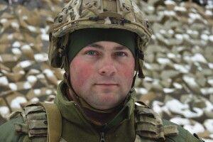 Старший сержант Фізрук був учасником першого бою російсько-української війни