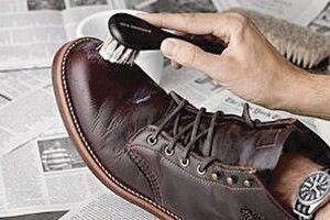 Щоб взуття перестало скрипіти