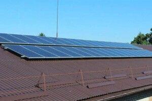 У Ківерцівській лікарні є… сонячна електростанція